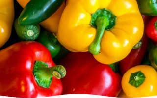 Выращиваемые сорта перцев